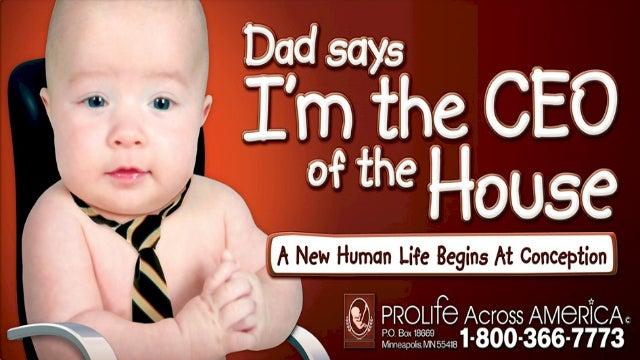 A Gallery of Weird Anti-Abortion Billboards