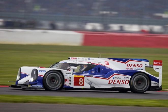 Toyota TS040 sweeps FIA WEC opener at Silverstone
