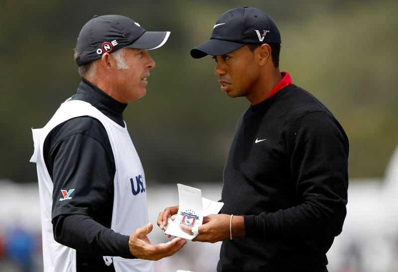 Another Golfer Says Steve Williams Violated The Caddie Code