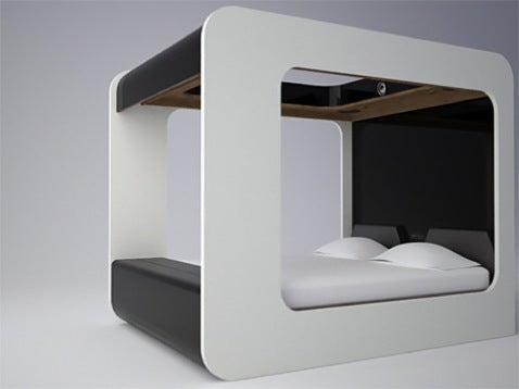 Hi-Can High Fidelity Canopy: Never Leave Your Bed Again