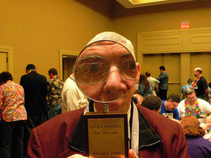 David G. Hartnell, An Optimist About Science Fiction (io9.gizmodo.com)