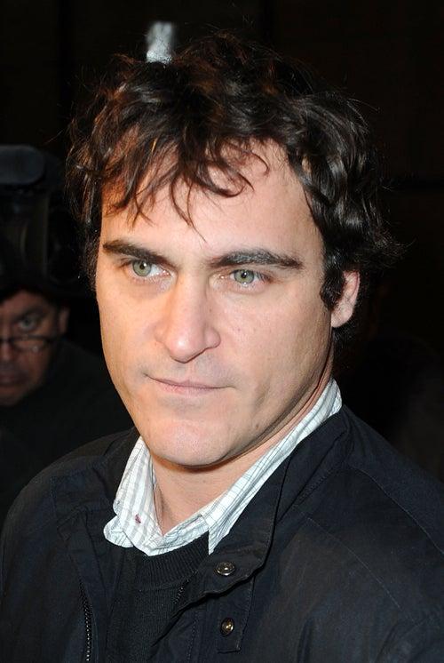 Joaquin Phoenix Was Faking It