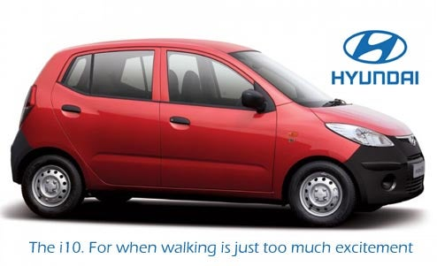 Hyundai i10 Under Consideration For US Market