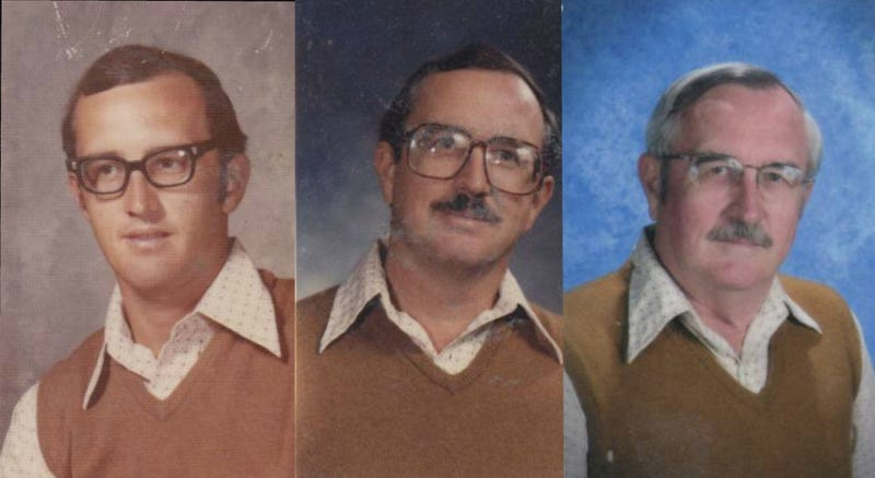 Texas Teacher Wears Same Outfit to Picture Day for 40 Years