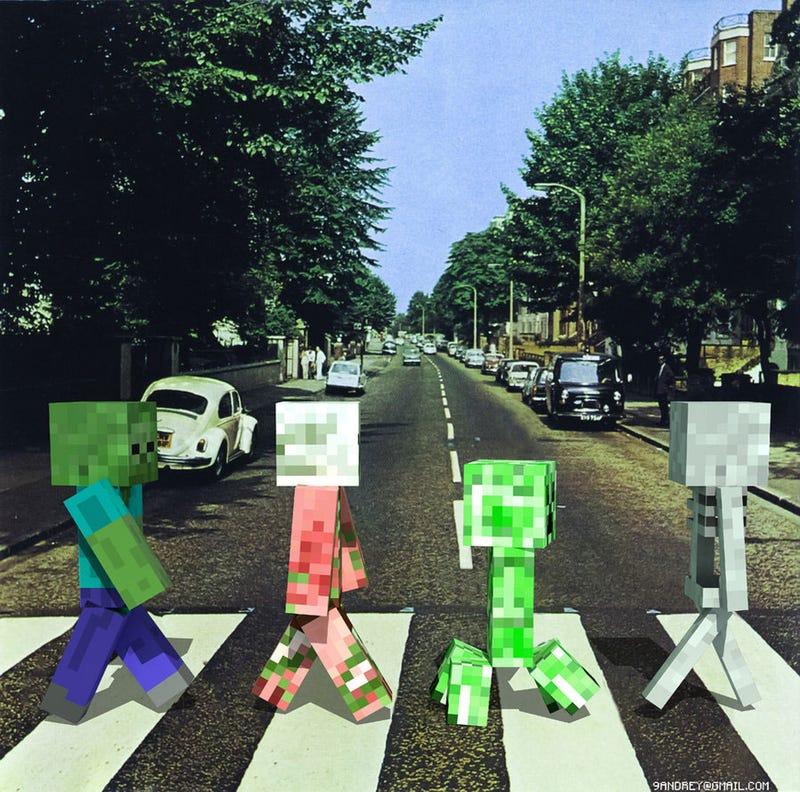 Abbey Road's Looking Blockier...