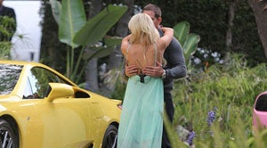 Paris Hilton gets a Lexus LFA for her birthday. Guess what color?