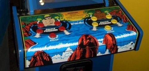 Toobin' Controller? Super Hang-On Motorcyle? What isn't Mad Catz Working On