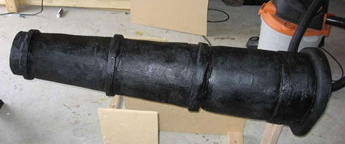 Build a Cannon for Talk Like a Pirate Day