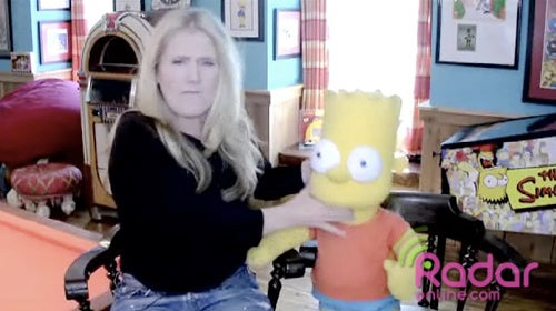 Voice Of Bart: Meryl Streep Is A Simpsons Fan
