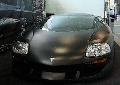 LA Auto Show: Vector WX-8 in the Flesh