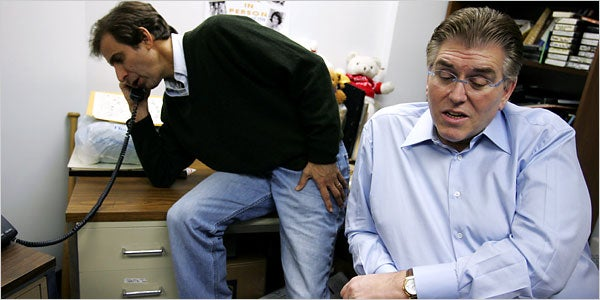 Intern Horrors: Mike Francesa Doesn't Run The Tightest Of Ships