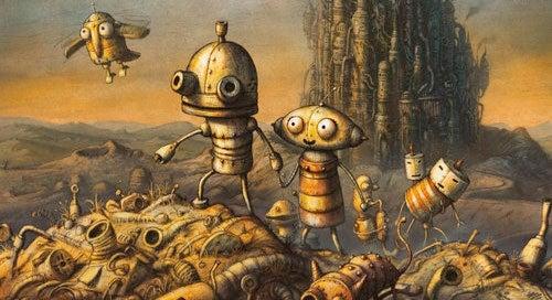 Machinarium Review: Beautiful Robots