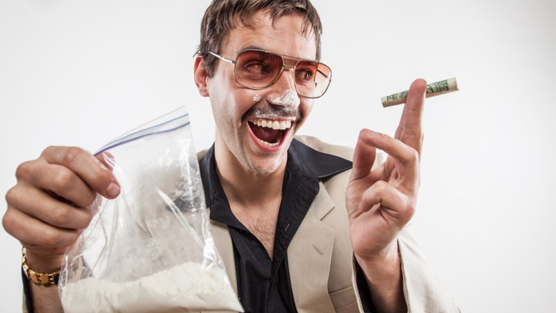 """A New Vaccine Eats Cocaine """"Like Pac-Man"""" to Kick Addiction"""