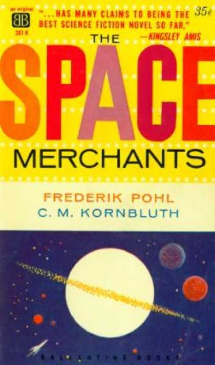 The Space Merchants Gallery