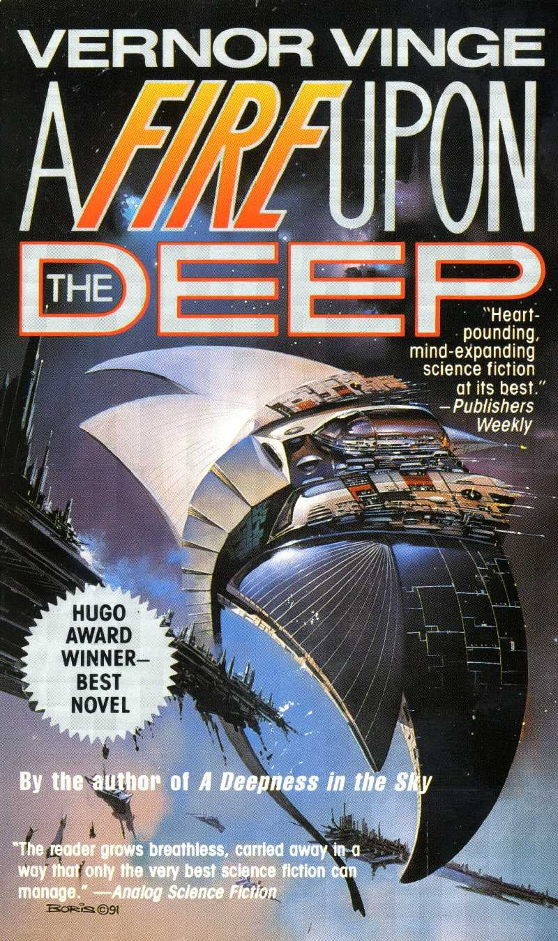 """Vernor Vinge says that when the Singularity happens, it will be """"very obvious"""""""