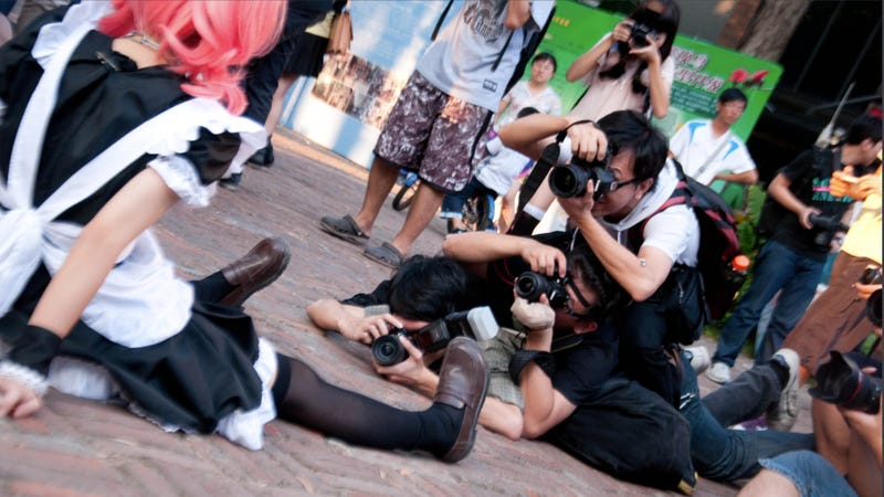Extreme Cosplay Photography Is SO EXTREME
