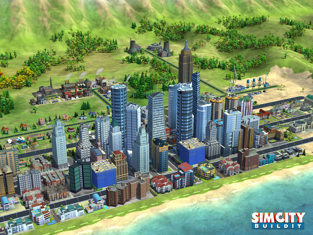 There's A New SimCity Game Coming To Mobile