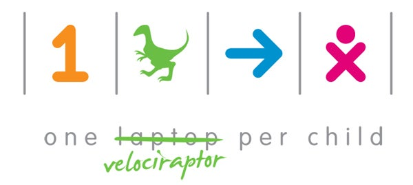 One Velociraptor Per Child