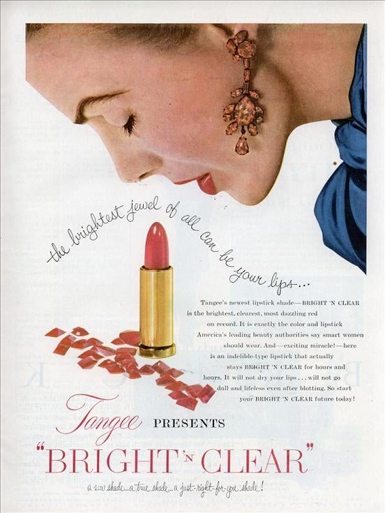 This Lipstick Ad Will Blow You Away