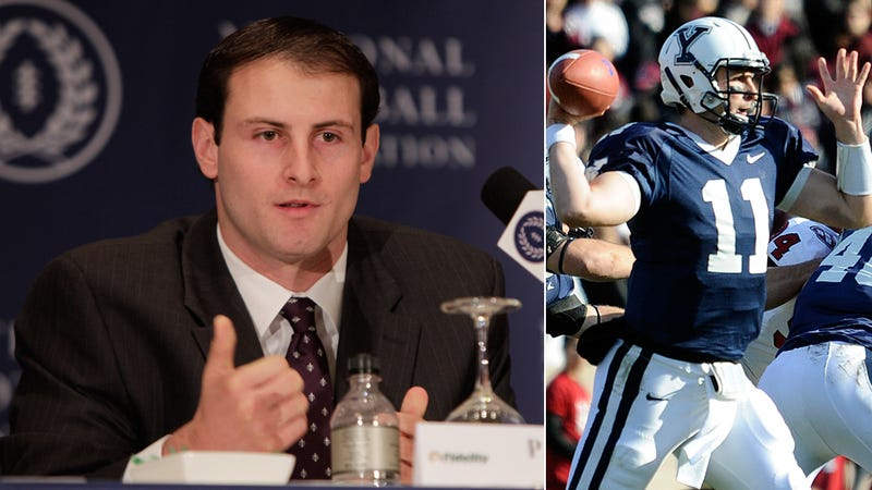 Hero Rhodes-Declining Yale QB Withdrew Over Sex Assault Claims, Not Harvard Game