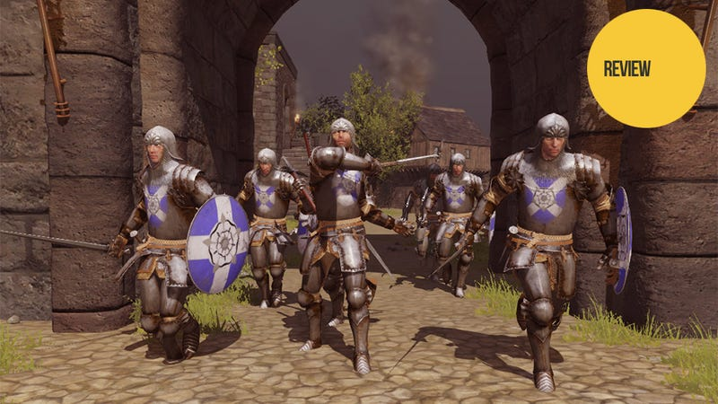 War of the Roses: The Kotaku Review