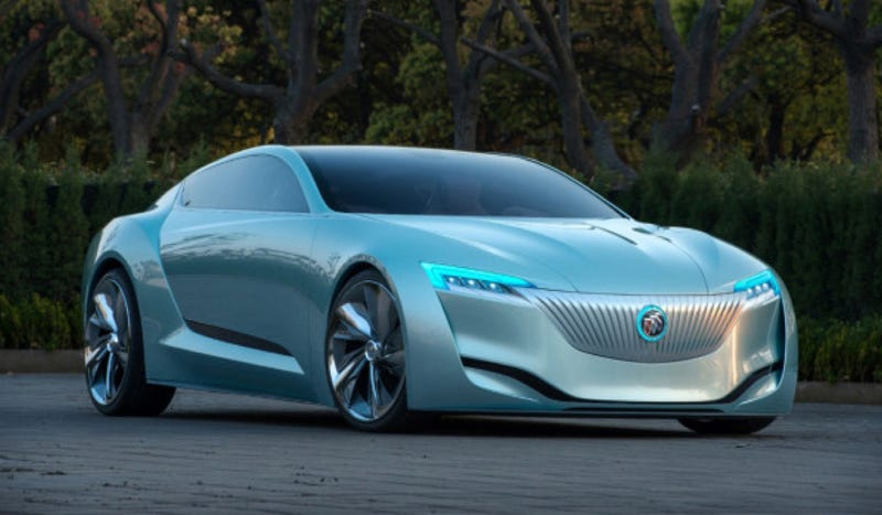 The Buick Riviera Design Study Is A Hot Looker With A Tired Old Name