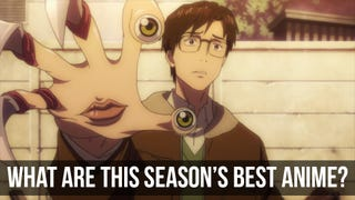 Poll: The Best Anime of Fall 2014