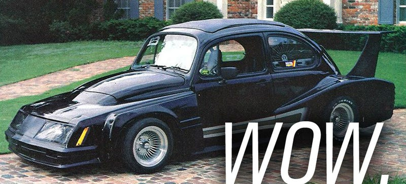 The 1980s Were A Time Of Deep Madness In The VW Community