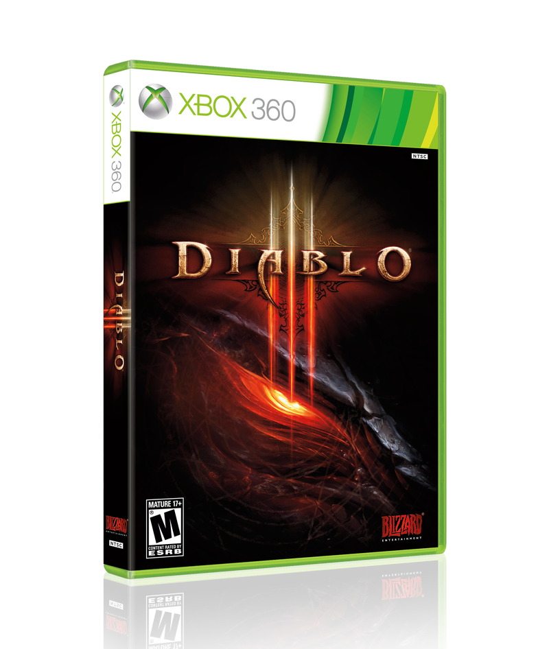 Diablo III To Hit Xbox 360 and PlayStation 3 on September 3