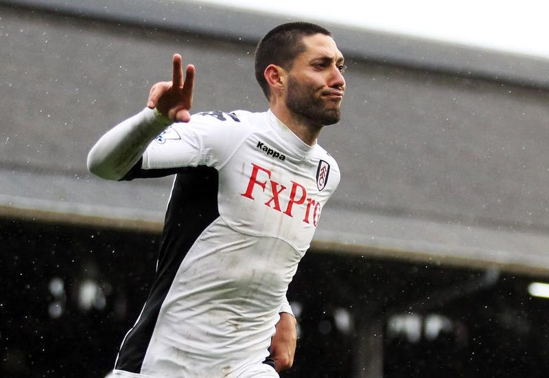 Clint Dempsey Is Officially Too Good For Fulham