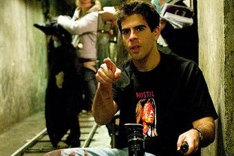 Eli Roth is obsessed with possession, and drops hints about his next movie