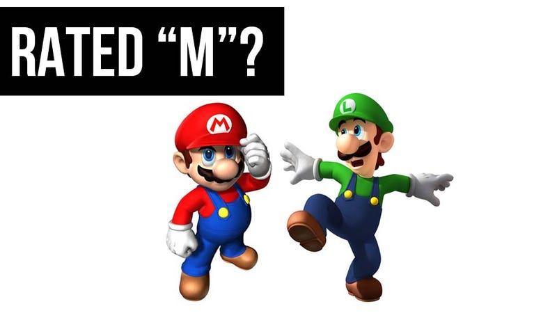 Hidden Sexual Innuendo In The World Of Super Mario