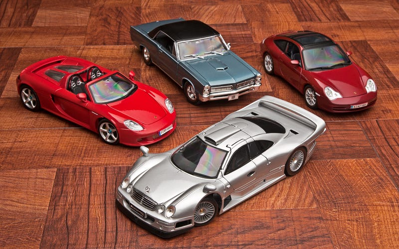 Looking for a display for all my diecast cars, any suggestions?