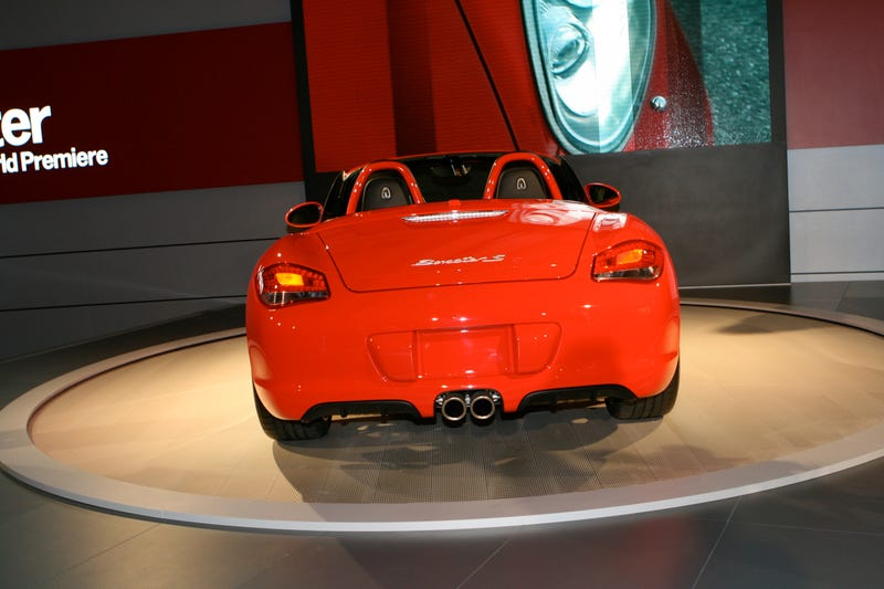 Top Ten Reveals of the 2008 LA Auto Show