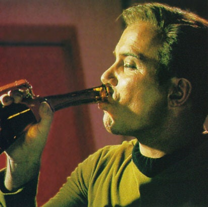 A Dozen Science-Fiction Drinking Games