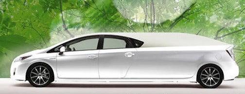The 2010 Toyota Prius...Hearse