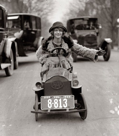 What The Smart Car Was Like In 1924