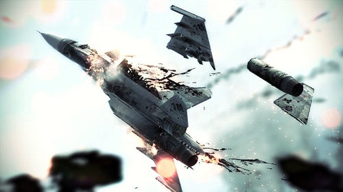Assault Horizon Rebuilds Ace Combat From The Ground Up