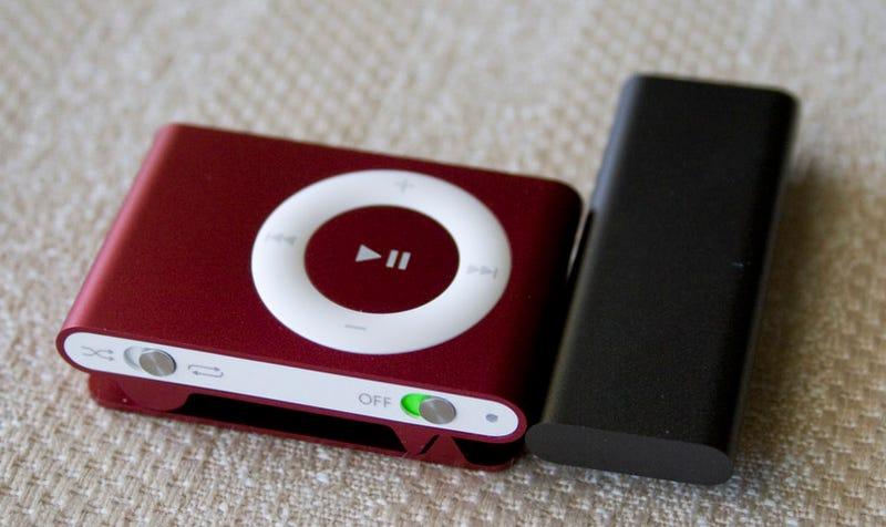 iPod Shuffle Review (2009)