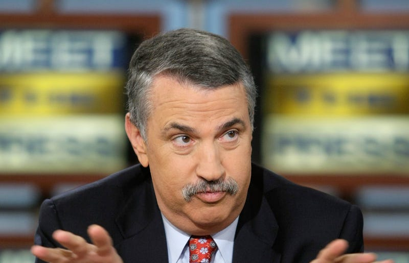 New York Times Staffers Finally Admit How Dumb Tom Friedman Is
