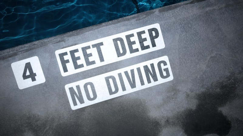 You Don't Get Very Far Biking In A Pool: Gawker Tries Aquacycling