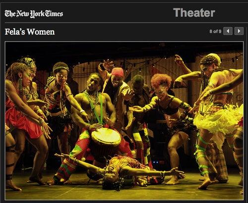 Focus On The Family: The Women Of Fela!