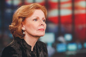 "Peggy Noonan ""Wins"" Democratic Op-Ed Primary, But Finding Chicks Who Will Endorse Her Isn't Easy"