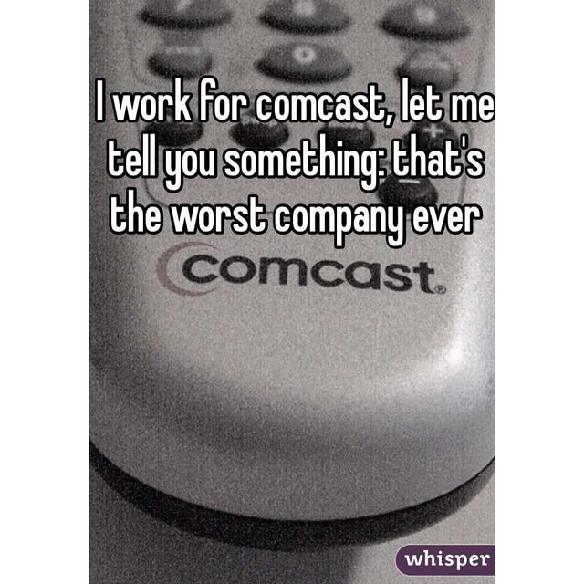 Comcast Employees Spill How Hellish Life Is on Their End of the Phone
