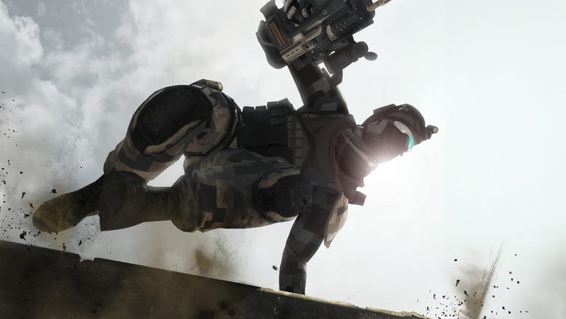 Ghost Recon: Future Soldier Will Rival the Shooter Heavyweights, but is Getting Far Out of the Way