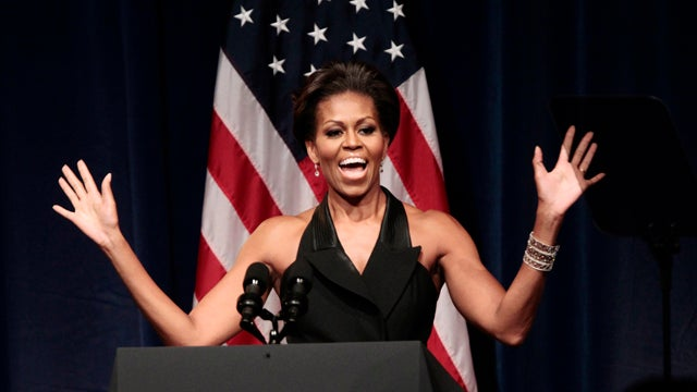 Michelle Obama Ups Her Re-election Role