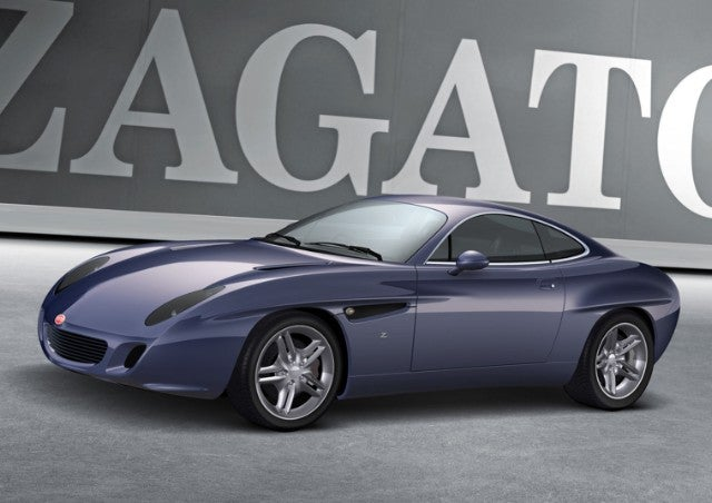 Zagato Reveals Diatto Anniversary Project: The Ottovu