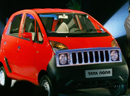 Tata Looking At Buying Hummer, Jokes Write Themselves