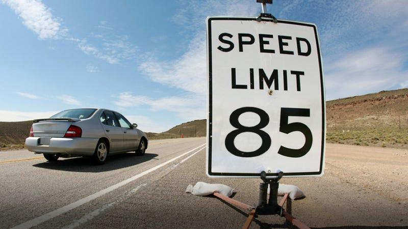 Texas May Let You Pay To Drive 85 MPH