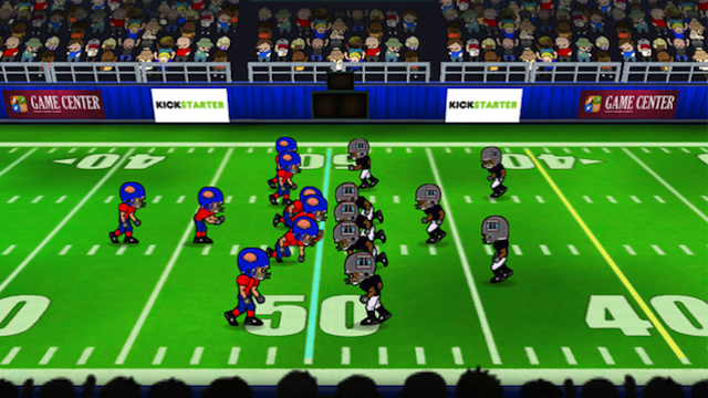 This Guy's Football RPG Sounds Insane. And Awesome.